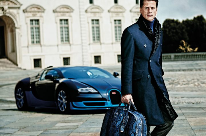Bugatti Capsule Collection by Giorgio Armani 3
