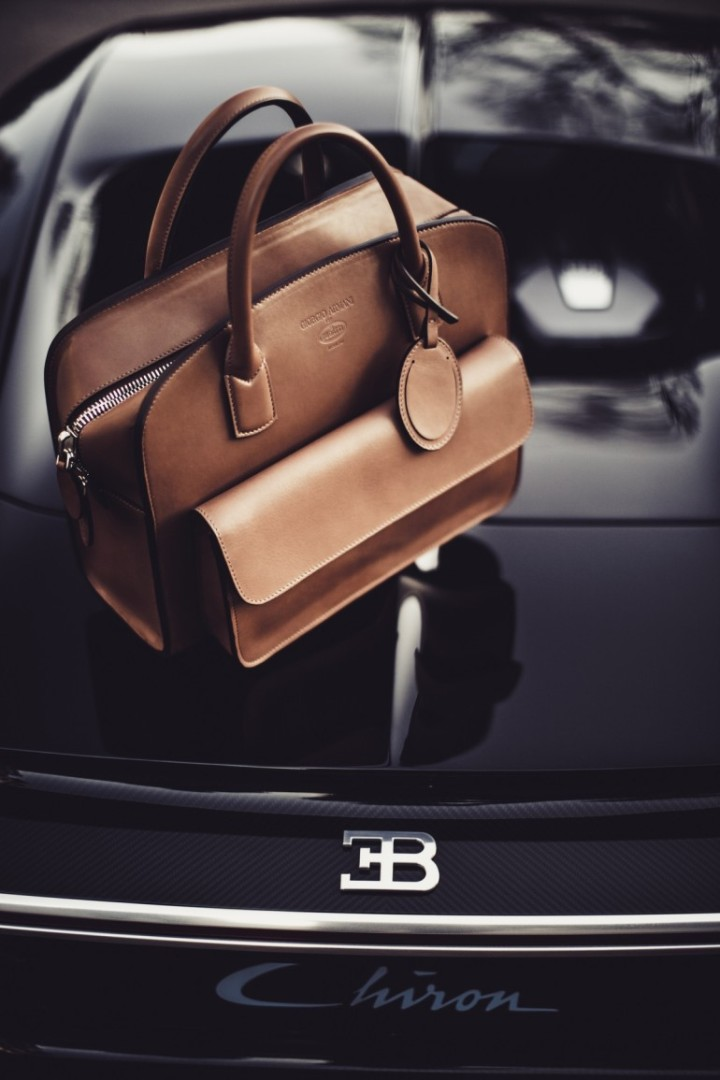 Bugatti Capsule Collection by Giorgio Armani